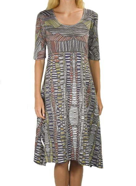 Nights In Antiqua Dress