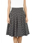 Sojourn Skirt in My Way Print