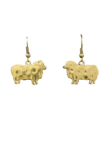 Lil'  Sheep Earrings