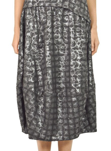 Gershon Bram Sandra Skirt In Moon