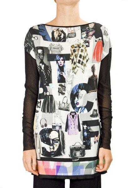 Petit Pois' Fashion Blogger Top