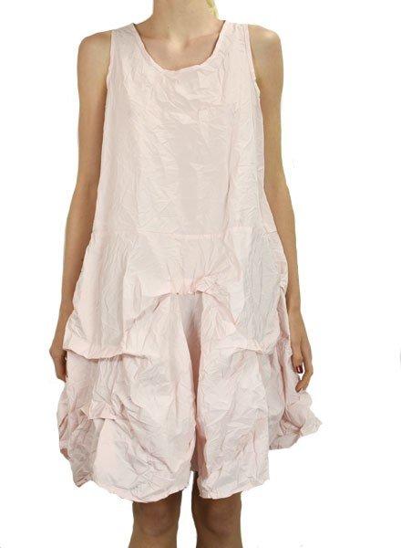 Sun Kim's Crushed Tunic Dress In Mist