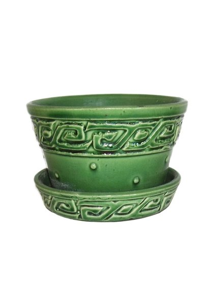 Small Green McCoy Planter