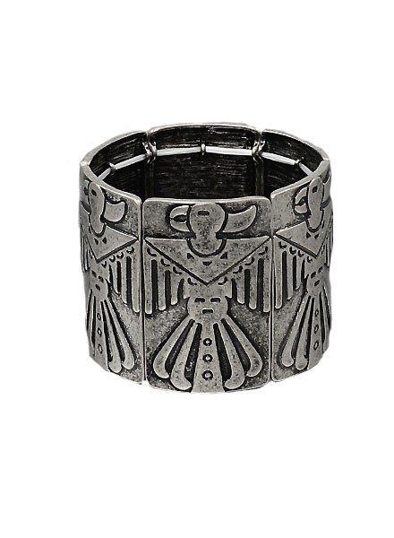 Thunderbird Stretch Bracelet
