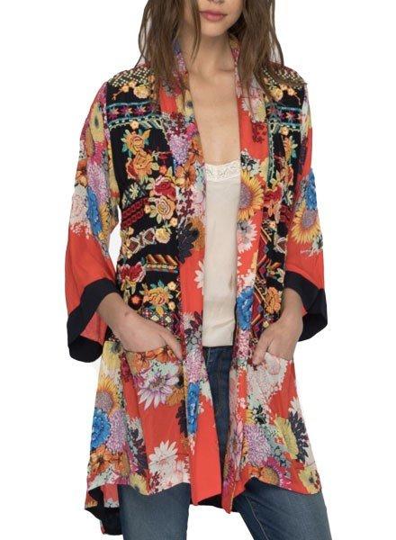 Johnny Was Mishka Rose Kimono