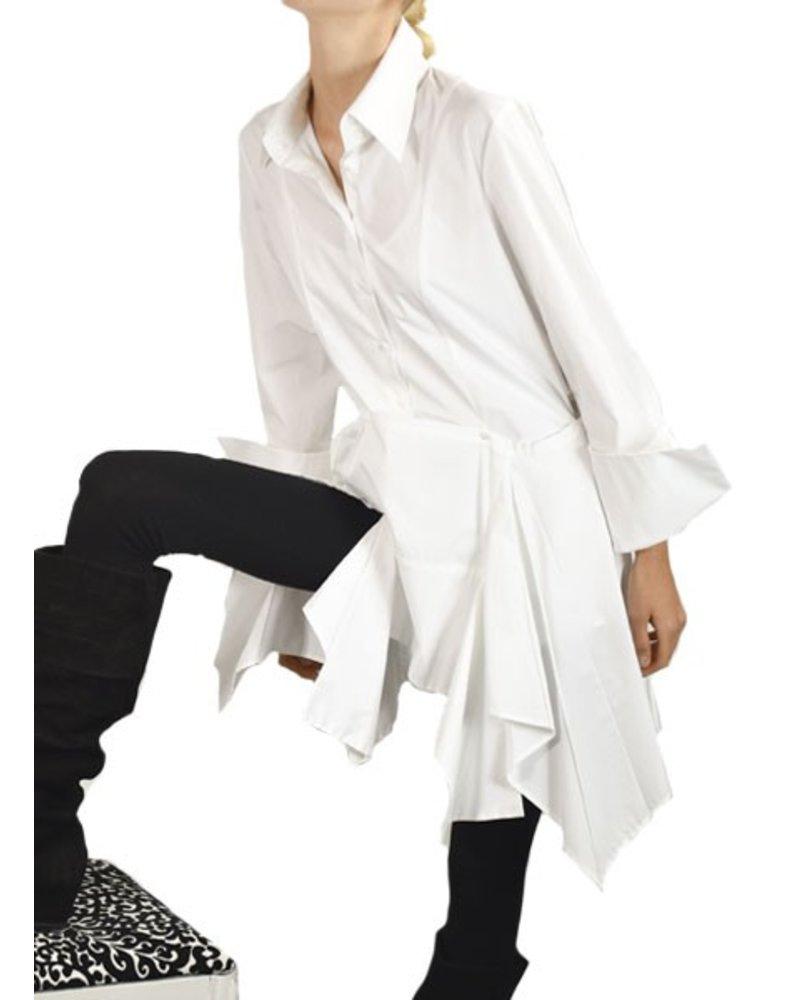 Griza's Fabulous White Shirt