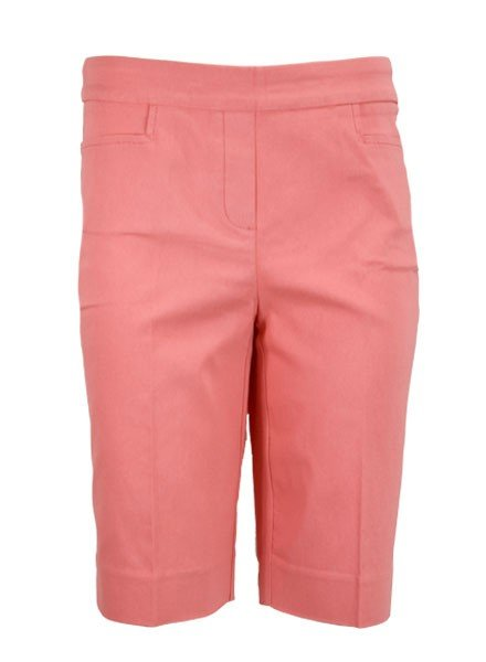 Magic Bermuda Lil' Pocket Shorts In Coral