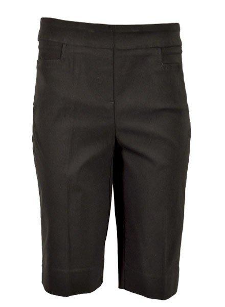 Magic Bermuda Lil' Pocket Shorts In Black