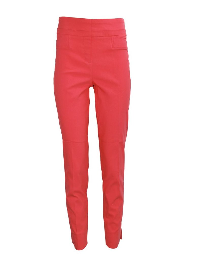The Ankle Cigarette Magic Pant In Melon
