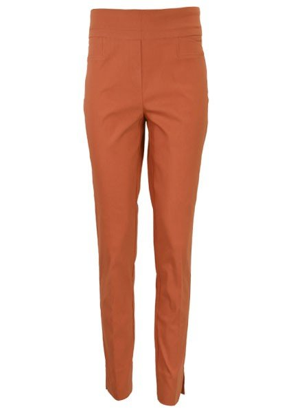 The Ankle Cigarette Magic Pant In Spice