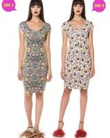 Animapop Reversible 1960's Garden Dress