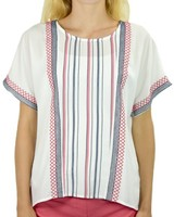 Embroidered Beauty Top