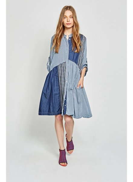 Alembika Alembika Denim Dress