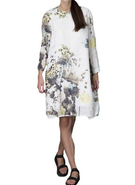 Griza Watercolor Tunic/Dress