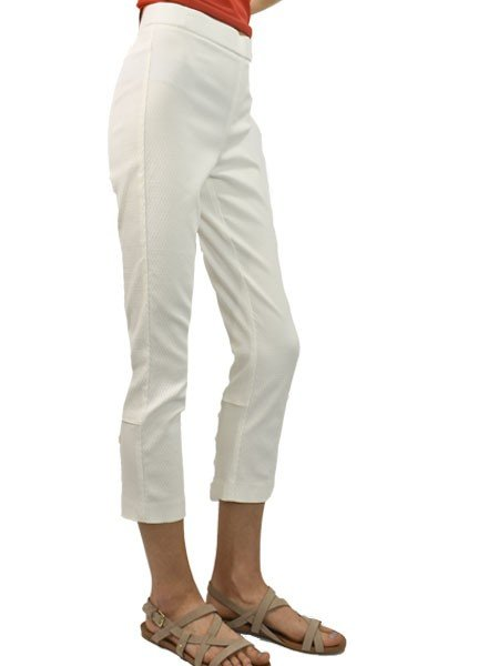 Renuar Anchors Away Capri In White