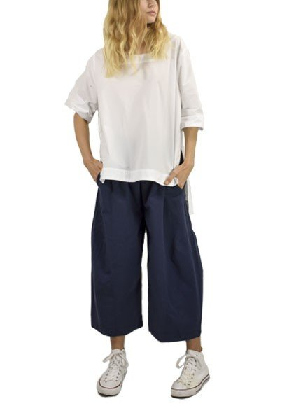 Gershon Bram Lake Pant In Navy