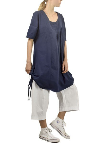 Gershon Bram Langley Tunic In Navy