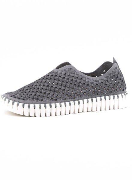 Ilsa Jacobsen Tulip Shoe In Grey
