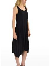 Comfy U.S.A. Comfy Lisa Dress In Black