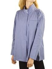 Comfy Jennifer Shirt In Linda Stripe