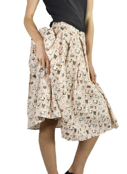 The Petting Zoo Skirt