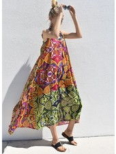 Positano Postiano Long Layla Dress