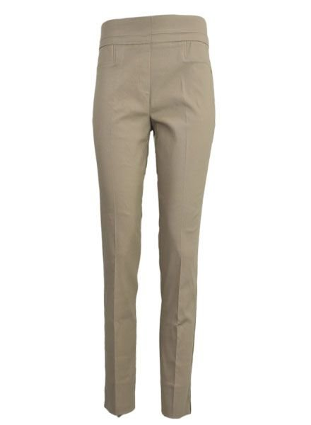 Renuar The Ankle Cigarette Magic Pant In Sand