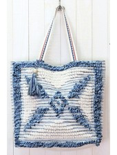 Up Cycled Carpet Tote Bag