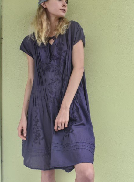J.P. & Mattie's Lara Dress In Violet