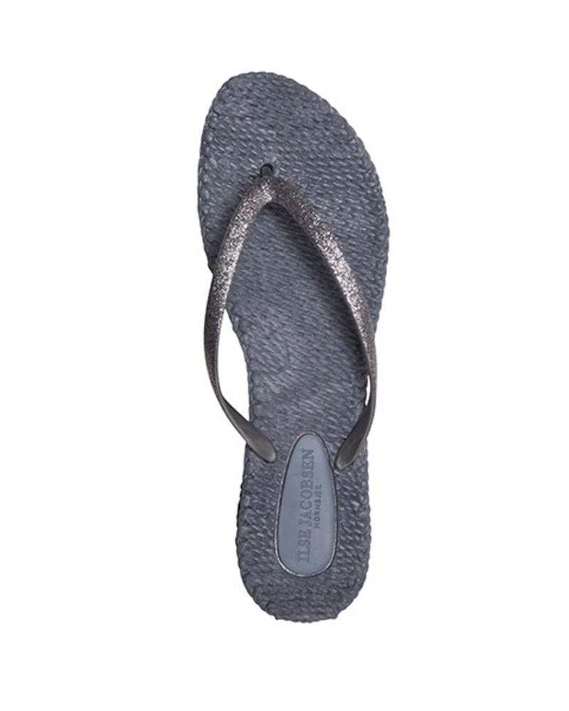 Ilse Jacobsen Cheerful Flip Flops In Grey