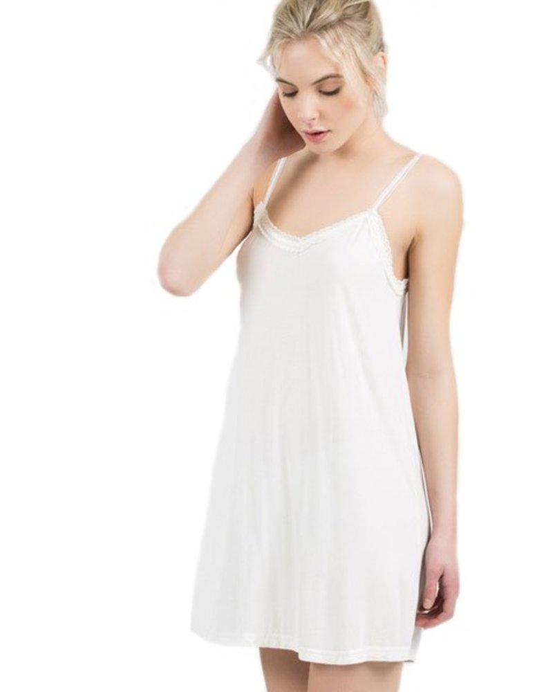 Sweet Slip In Off White