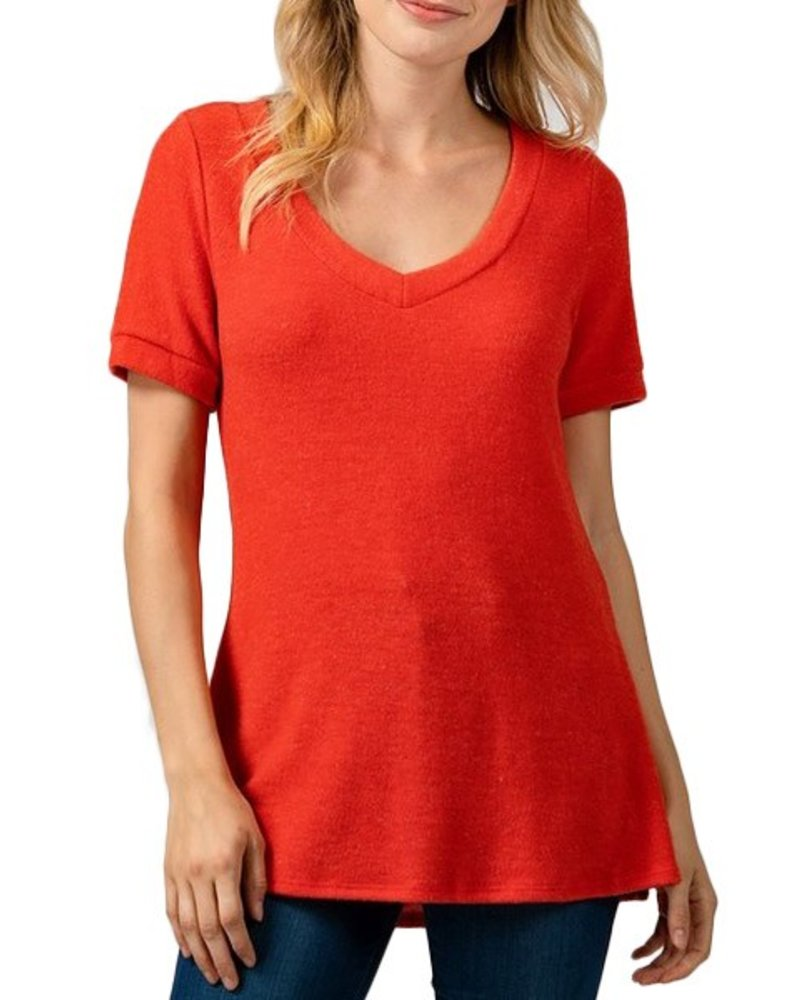 Andree Soft Red Tee