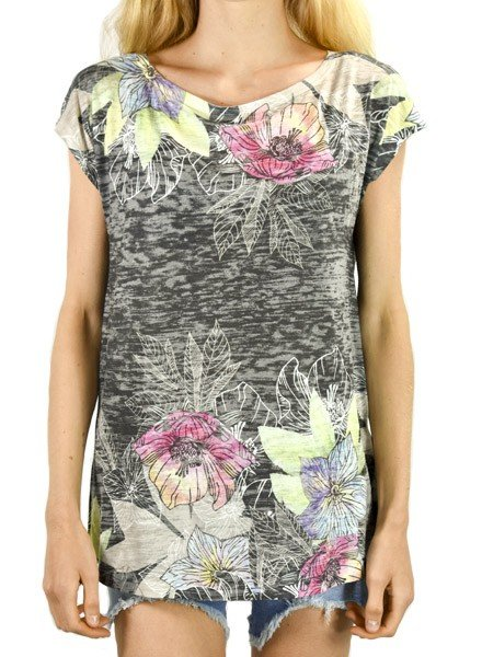 Inoah Inoah Night Bloom Top