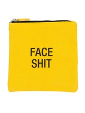 Face Shit Cosmetic Bag