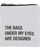 About Face Designer Cosmetic Bag
