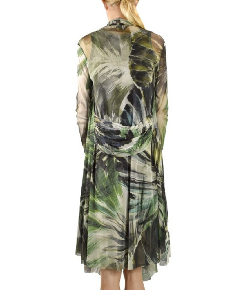Petit Pois' Long Duster From The Palm Desert Collection