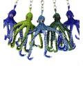 Octopus Key Chain