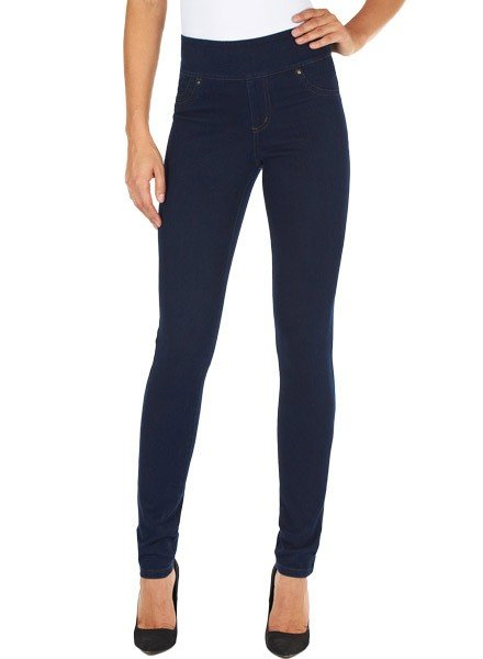 French Dressing Love Denim Slim Jegging In Indigo