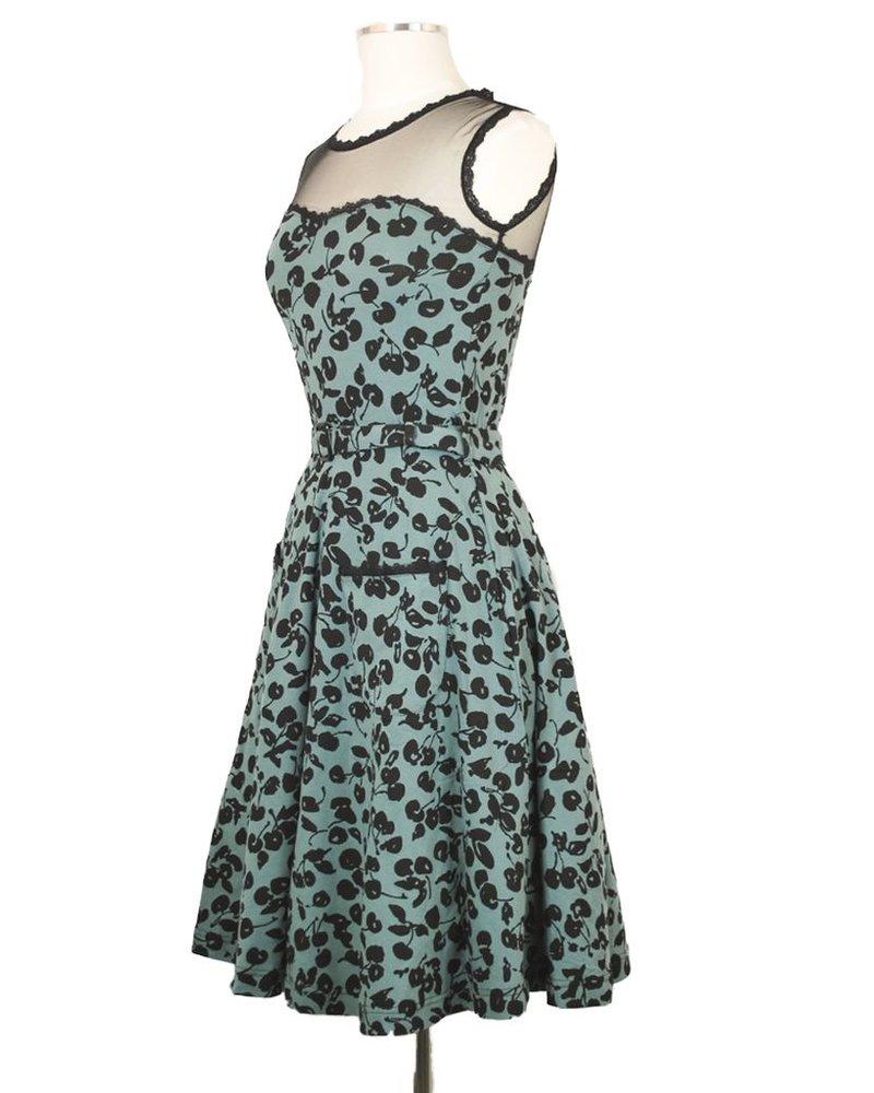 Effie's Heart The Jackie Dress In Maraschino