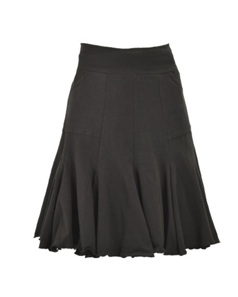Effie's Heart Seven Year Skirt In Black
