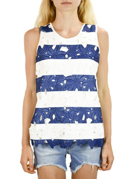 So Cute Cut Out Tank