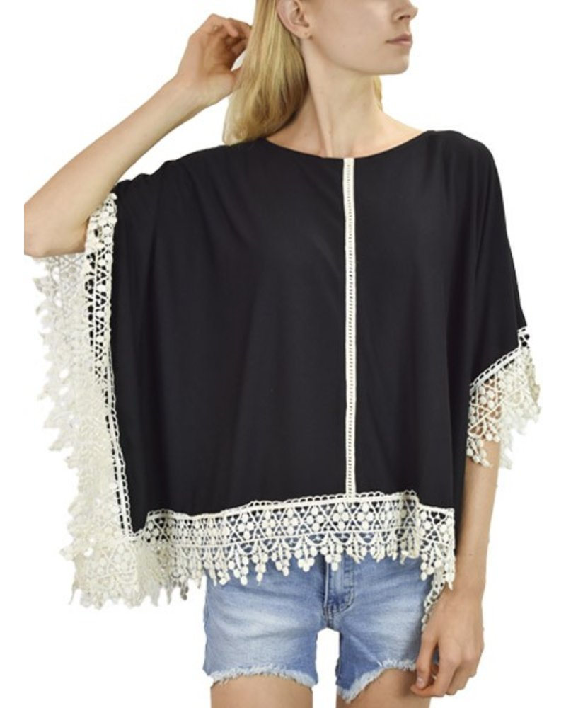 Do Everyting In Love Poncho