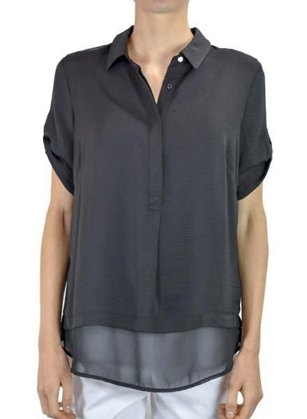 Renuar Renuar's Melt In Your Mouth Top In Black