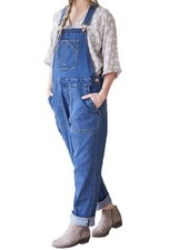 April Cornell April Cornell Cowgirl Denim Overalls