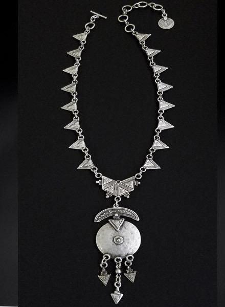 Chanour Sun Goddess Necklace