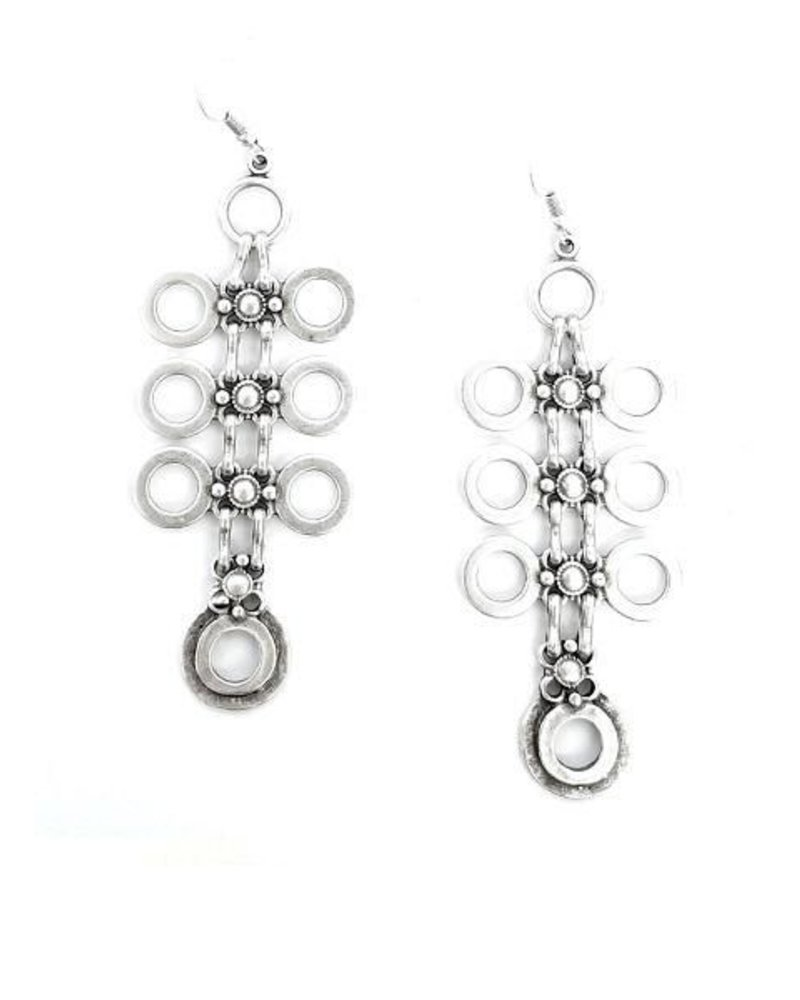 Chanour Circle Traditions Earrings