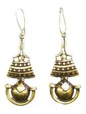 Chanour Perga Earrings In Bronze