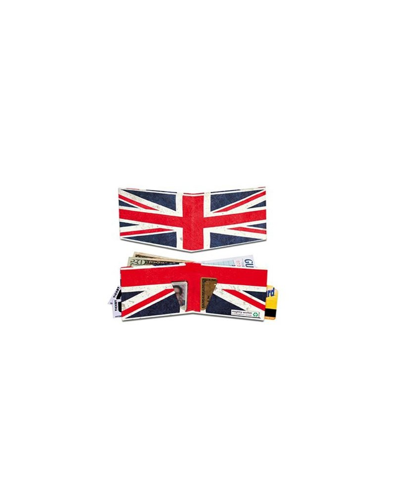 Dynomighty Union Jack Mighty Wallet