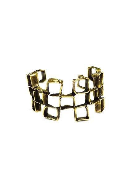 My Bronze Wall Bracelet