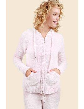 Fleece Jacket with Two Way Zipper
